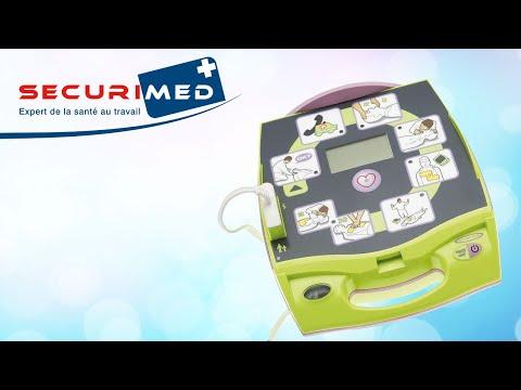Défibrillateur Automatique ZOLL AED Plus®