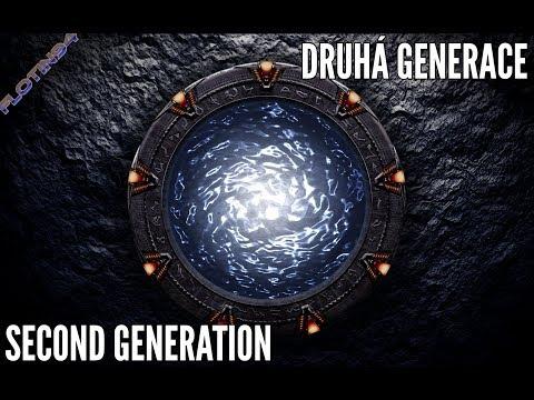 Druhá generace HVĚZDNÝCH BRAN | Second generation of STARGATES