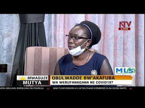 Mwasuze Mutya: Obulwadde bw'akafuba ne COVID-19| Catherine Kunihira