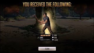TWD: RTS ~ Carl Ascension