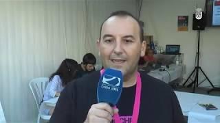 Entrevista al Director del IMEYMAT en la Noche Europea de los Investigadores