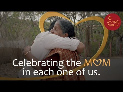Celebrating the love of Moms all around us
