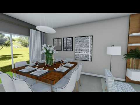 3 Bedroom House - 1,216 Square Feet