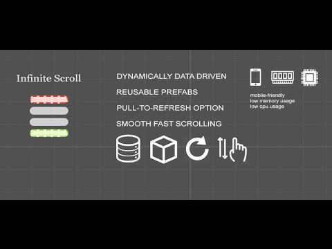 Infinite Scroll demo