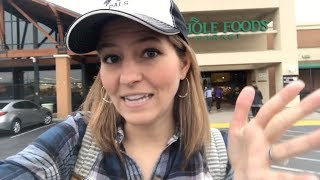 Extreme Budget Vegan Shopping at...Whole Foods?