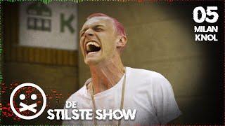 KONTJE KNAL OP MILAN | De Stilste Show #5 met Milan Knol