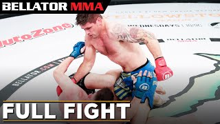 "Full Fight | John ""Johnny Jitzu"" Redmond vs. Kevin Fryer - #Bellator223"