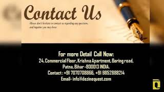 Most Affordable NIFT Coaching in Patna - Dezine Quest