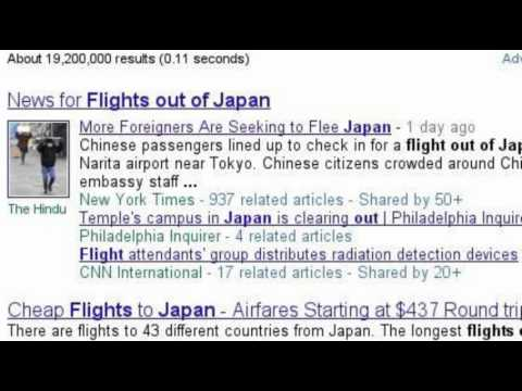 Whats happening in Japan right now.