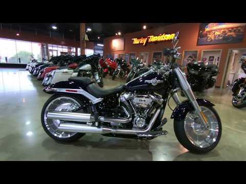 2019 Harley-Davidson Softail Fat Boy 114 FLFBS