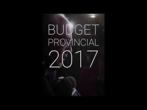 Le budget en 45 secondes
