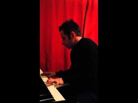 'I Stopped To Fill My Car Up' Solo piano cover