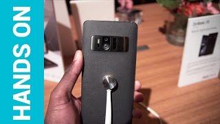 Zenfone 3 Zoom and Zenfone AR Hands On