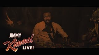 Donald Glover on Landing the Role of Lando in Solo: A Star Wars Story