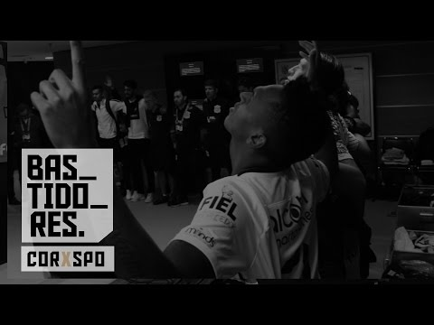 Bastidores - Corinthians 1x1 São Paulo - Paulistão 2017