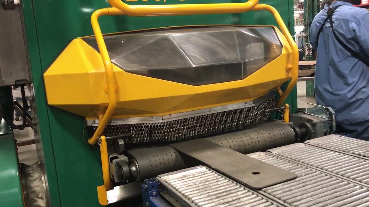 2016 Fladder 200 Gyro Deburring / Edge Rounding / De-Oxiding Machine