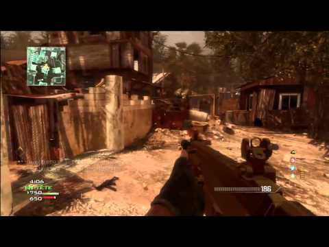 Mw3: Fast FFA Moab W/ACR - игровое видео смотреть онлайн на