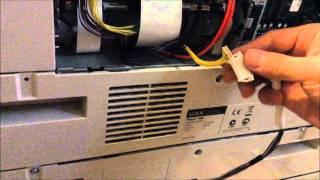 Reset Fuser 7220/7120 - Видео