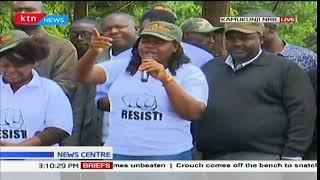 NASA resistance movement holds rally in Kamukunji Grounds