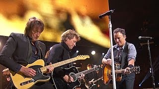 """Video thumbnail of """"Bon Jovi / Bruce Springsteen - Who Says You Can't Go Home 2012 Live"""""""