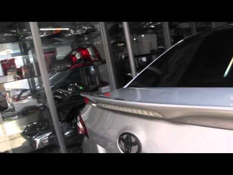 INSTALATION VIDEO - SPOILER RS TYPE FOR COROLLA S Mp3