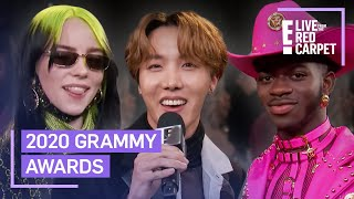 2020 Grammys: Must-See Red Carpet Moments | E! Red Carpet & Award Shows