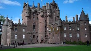 Walk To Glamis Castle Angus Scotland