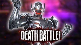 Ultron Hacks DEATH BATTLE!