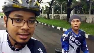 GOWES GAYENG to MAJT (Masjid Agung Jawa Tengah) Semarang