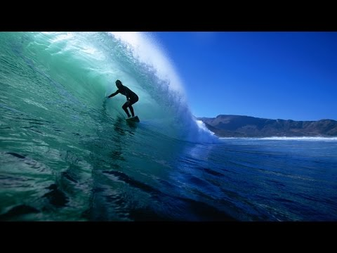 Amazing tricks on surfboards