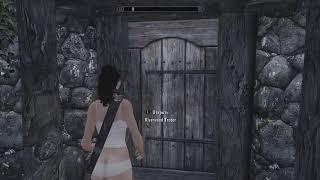 Skyrim   Legendary Edition Раса Demonica Лилит # 2