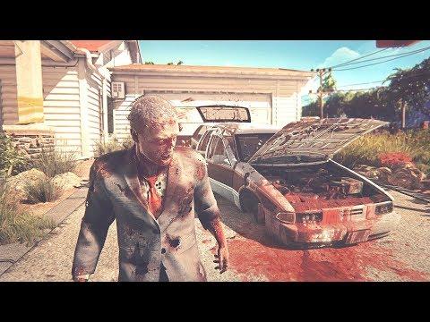 ЗОМБИ ИГРЫ на ПК PS4 Xbox