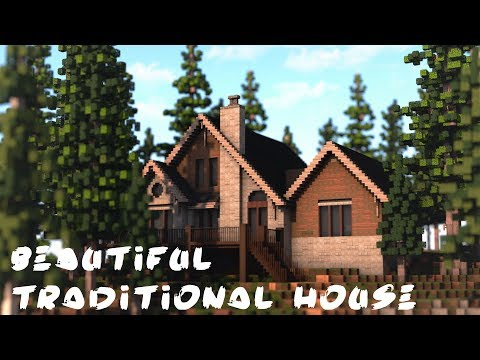 Admirable Traditional House Cottage Style Minecraft Project Download Free Architecture Designs Osuribritishbridgeorg