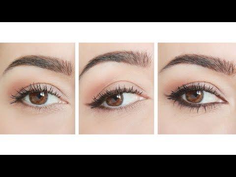 Trucco occhi: con 1 sola matita puoi ottenere 3 effetti diversi.