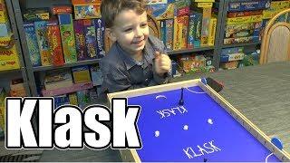 Klask! (Game Factory) - ab 8 Jahre - Teil 321 für Jung und Alt eine Empfehlung