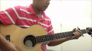 Planetshakers -  I'm Forever Yours (Guitar Cover)