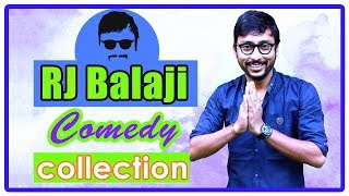 RJ Balaji Comedy Collection | Kavalai Vendam | Vadacurry | Kadavul Irukaan Kumaru | Tamil Comedy