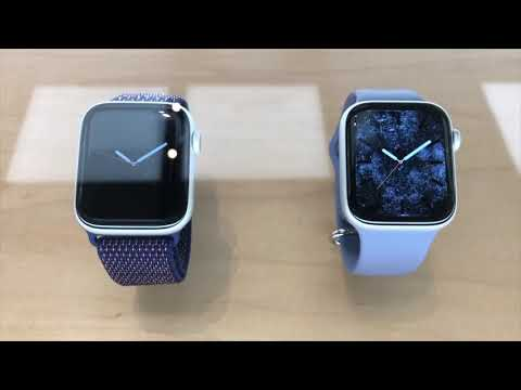 All Apple Watch Series 4 Bands, Materials, and Cases Full Walkthrough