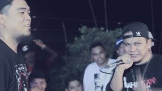 Bahay Katay - Smugglaz Vs Flict-G - Rap Battle @ Giniling Festival Pt. 3