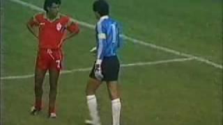 Maroc Vs Allemagne Mexico 1986 \1\ المغرب  ألمانيا مكسيكو