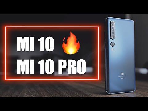 Xiaomi Mi 10 и Mi 10 Pro — Это просто ТОП