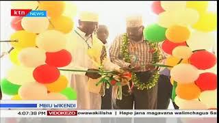 Wakaazi wa eneo la Taratak-Kapenguria wateketeza lori baada ya kuuwa mtu wa bodaboda: Mbiu Wikendi