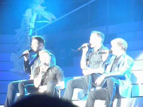 Westlife Against All Odds Live .. 10/05/12 Mp3