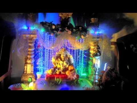Download Link Youtube Ganpati Decoration