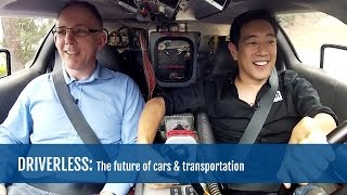 Mouser's Innovation Spotlight: Driverless