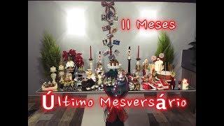 Vlog: Mesversário Do Bernardo (11 Meses)