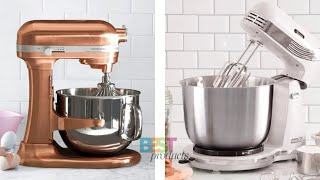 5 Best Stand Mixers You Can Buy In 2020