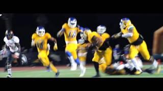 2016 Javelina Football Highlights