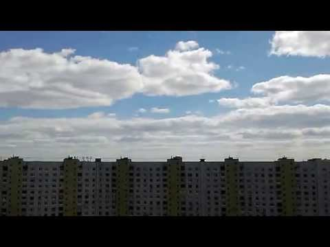 Авиа репетиция Парада Победы в Москве