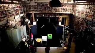 Salvato Home Design - karl Lagerfeld shooting Cassina